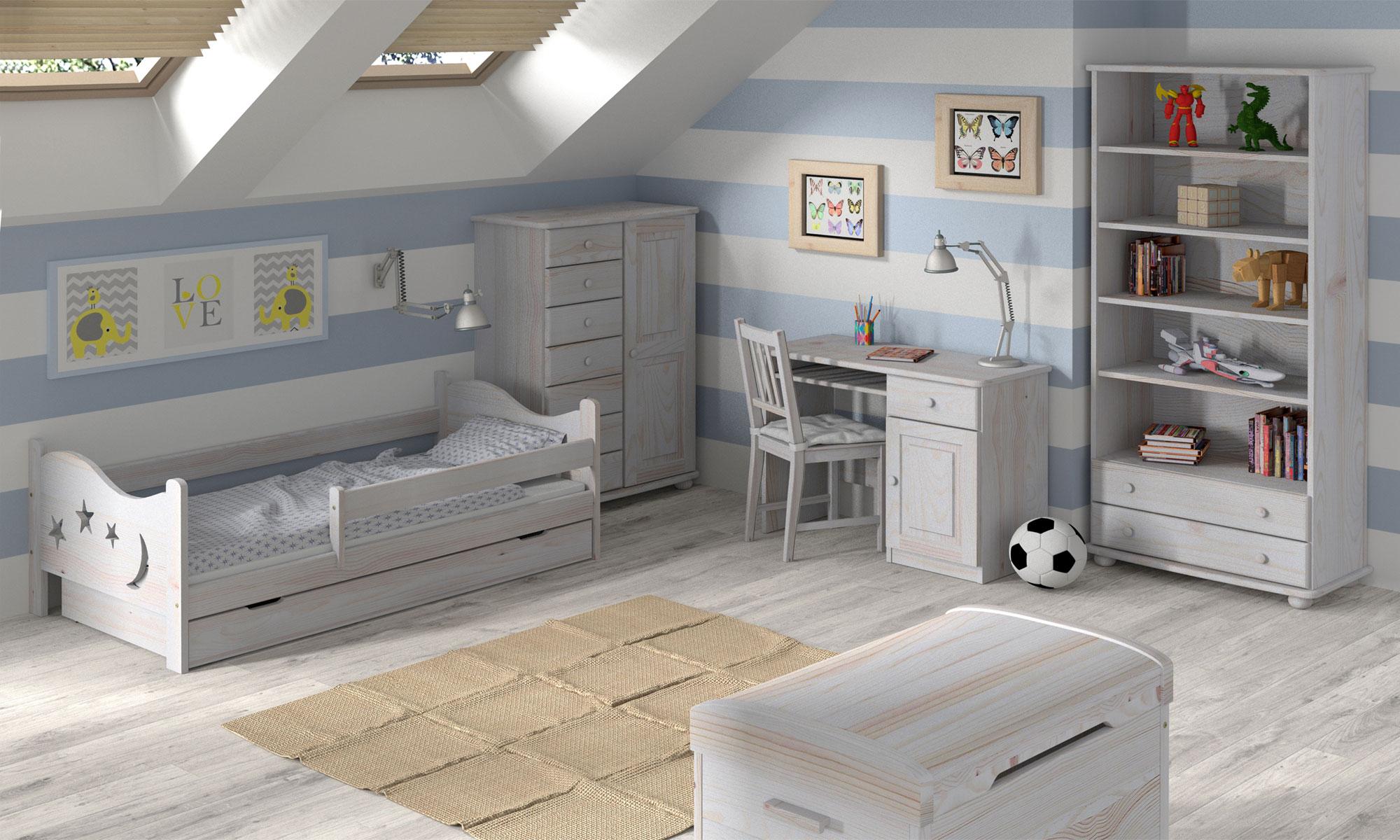 pokój dziecka meble sosnowe